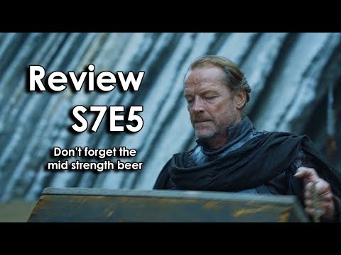 Ozzy Man Reviews Game of Thrones Season 7 Episode 227130295827040747