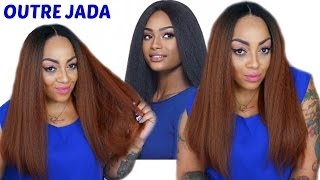 THE EASIEST LACE FRONT EVER ♡ OUTRE JADA ♡ FALL READY HAIR