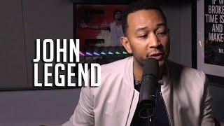 John Legend on Fanning For Chrissy Teigan, Singing to Luna + New Album