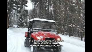 7. Honda's BIG Red ATV