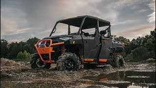 8. 2019 Polaris Ranger Crew High Lifter Edition Ride and Review