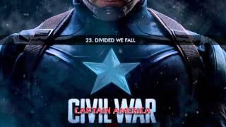 Video Divided We Fall [HQ] (Extended Theme) - Captain America: Civil War Soundtrack MP3, 3GP, MP4, WEBM, AVI, FLV April 2018