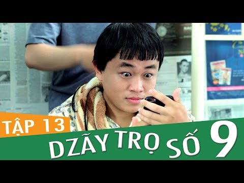 Dzãy Trọ Số 9 - Tập 13 - Phim Sinh Viên   Đậu Phộng Tv - Thời lượng: 38 phút.