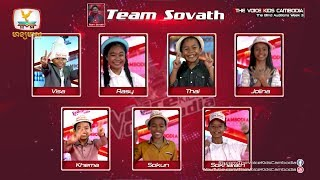 Khmer TV Show - The Blind Auditions Week 3