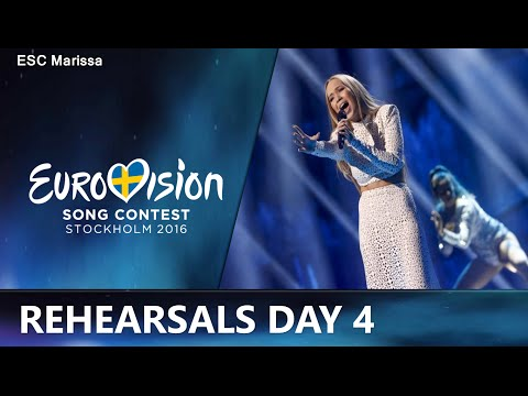 Eurovision 2016 Rehearsals Day 4 l MY TOP 8 видео
