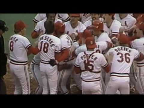 Greatest plays and games in St. Louis Cardinals baseball history.