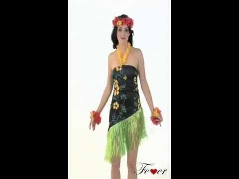 Robe hawaïenne pour Femme