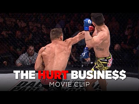 The Hurt Business (Clip 'Early Rules & Violence in MMA')
