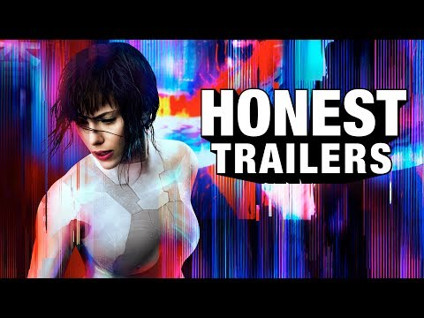 An Honest Trailer for Ghost in the Shell