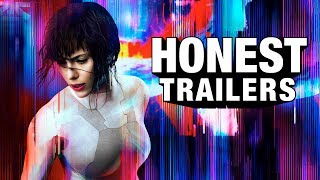 Video Honest Trailers - Ghost In The Shell (2017) MP3, 3GP, MP4, WEBM, AVI, FLV Mei 2018