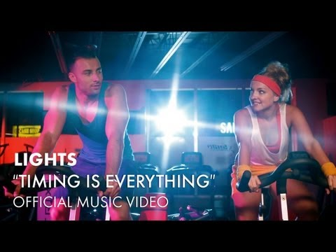 LIGHTS - 'Timing Is Everything' [Official Music Video]