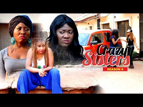 Nigerian Nollywood Movies - Crazy Sisters 6