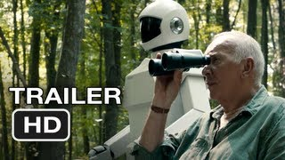 Nonton Robot And Frank Trailer  2012    Frank Langella  Susan Sarandon Movie Hd Film Subtitle Indonesia Streaming Movie Download