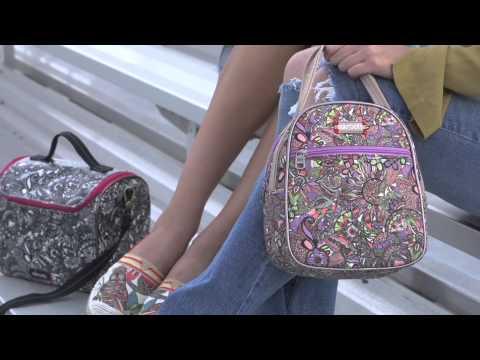 Sakroots Looks We Love - Lunch Break (видео)
