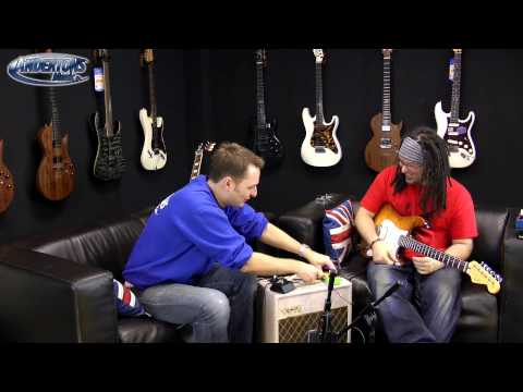 vox - Vox AC4 Demo - http://www.andertons.co.uk Rob Chapman Downloadable Guitar Lessons Store: http://www.robchapman.tv Rob Chapman Facebook: http://www.facebook.c...