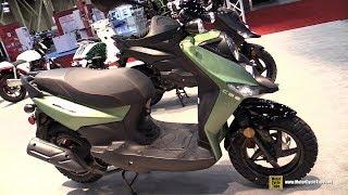 6. 2019 Lance Cabo 200 Scooter - Walkaround - 2018 AIMExpo Las Vegas