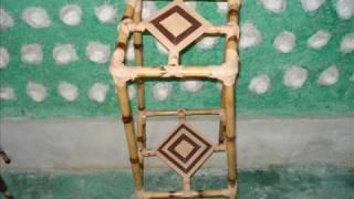Jairo Artesanatos Com Bambu.wmv