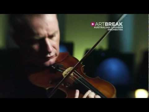 Play Richard Tognetti - Guarneri Violin