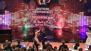 Lisa Maser & Sören Wehler - Deutsche Meisterschaft 2014