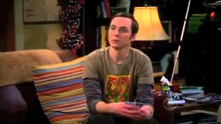 Belles poutres de la série télévisée américaine The Big Bang Theory en VO.