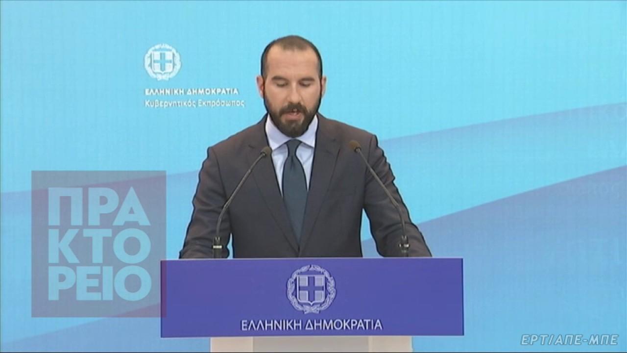 Δ.Τζανακόπουλος: «Ισορροπημένη και βιώσιμη η τεχνική συμφωνία»