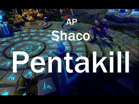 Tekst piosenki Instalok - AP Shaco Pentakill po polsku