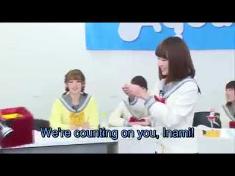 "[Seiyuu] Anchan ""I don't like you"" + flying kiss"