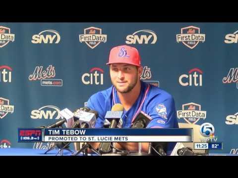 Video: Tebow Returns