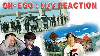 Video BTS(방탄소년단) - ON + EGO :  뮤직비디오 리액션!! download in MP3, 3GP, MP4, WEBM, AVI, FLV January 2017