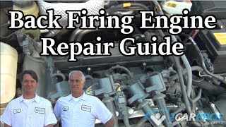 10. HOW TO FIX AN ENGINE BACKFIRE IN 15 MINUTES!