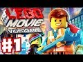 The Lego Movie Videogame Gameplay Walkthrough Part 1 Em