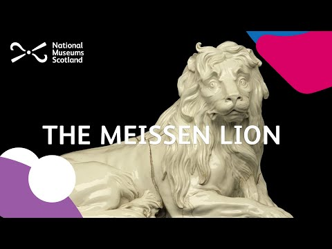 Making the Museum: Repairing a 300-year-old Porcelain Lion