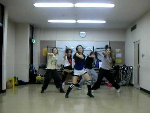 Тренировка хип-хоп с G-Slide-Asami