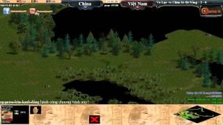 [Assrian] Võ Lực vs Chim Sẻ Đi Nắng Trận 3, ngày 04/08/2015, game đế chế, clip aoe, chim sẻ đi nắng, aoe 2015