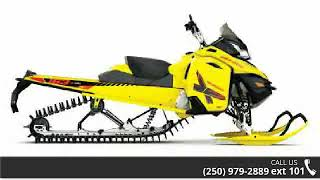10. 2015 Ski-Doo Summit® X® with T3™ Package - 163 in.  -...