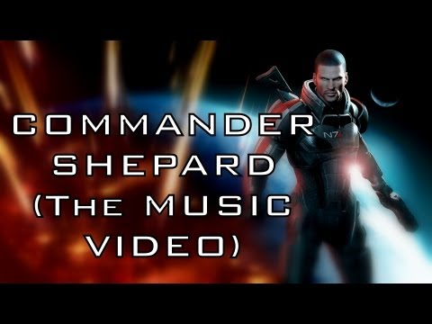 Commander Shepard - The Song by Miracle of Sound