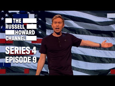 The Russell Howard Hour US Election Special - Series 4, Episode 9 | Full Episode