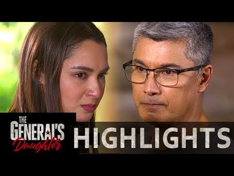 Marcial Gets Mad At Jessie For Blaming Rhian | The General's Daughter