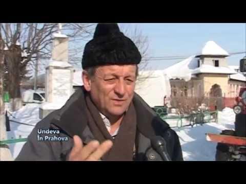 Emisiunea Undeva în Prahova – comuna Berceni – 9 februarie 2014