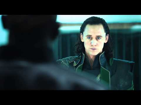 The Avengers Clip 'Loki Imprisoned'