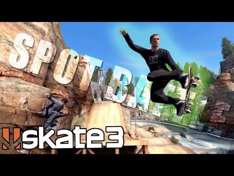 Skate 3: Multiplayer Spot Battles!