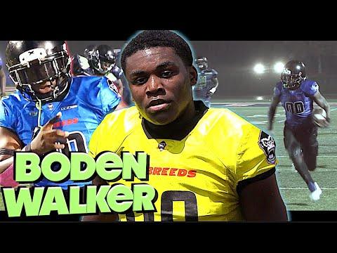 #1 Youth Running Back in the Nation?? Boden Walker 🔥 Rare Breeds 13U (Atlanta,GA) Kid is a BEAST !!