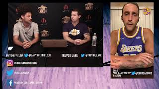 Dwight Howard Is Back!!!!! Plus, Dion Waiters, JR Smith Impress At Practice, KCP's Importance by Lakers Nation