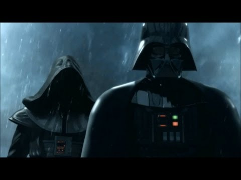 Star Wars Force Unleashed 2 (part 16) HD Good & Evil Endings