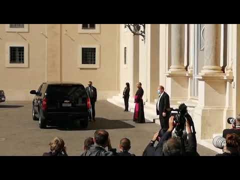 Diplomazia Pontificia, l'arrivo di Mike Pompeo in Vaticano - Il Faro on line