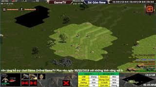 4vs4 Random | GameTV vs Sài Gòn New | Ngày: 06-10-2018. BLV: Hải MariO