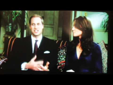 William And Kate Interview