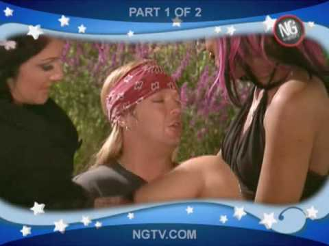 BRET MICHAELS Gets His Rocks Off For Love w/ Carrie Keagan!! pt. 1 uncensored
