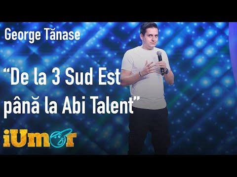 George Tдnase, show total pe scena iUmor. Evoluхia muzicii de la 3 Sud Est pцnд la Abi Talent