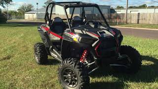 7. 2019 Polaris RZR 1000 XP walk around